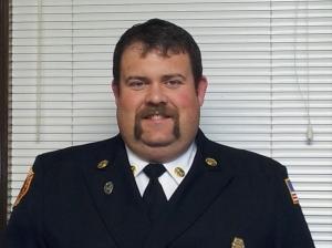 Ryan Pelletier, Fire Chief