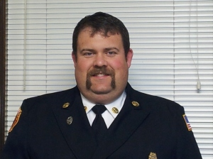 Ryan Pelletier, Fire Chief
