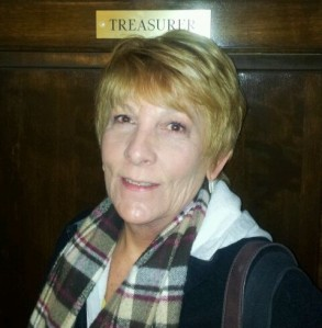 Peg Barber Treasurer